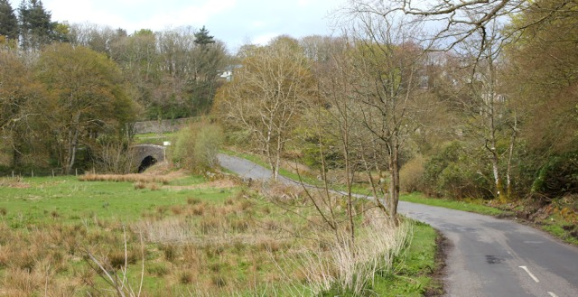 29 quiet road to Glenbarr, Ruth's coastal walk, Kintyre
