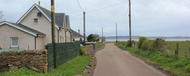 30 Tayinloan, Ruth's coastal walk, Scotland