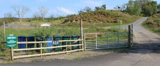 32 more plots for sale, Ruth's coastal walk, Argyll, Scotland