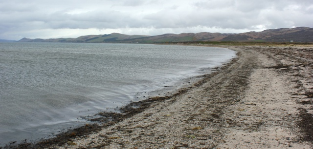 39 bleak beach, Ruth's coastal walk, Kintyre, Scotland