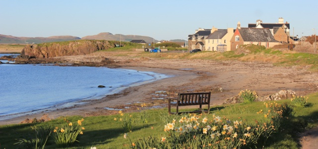 62 Machrihanish, Ruth's coastal walk, Mull of Kintyre