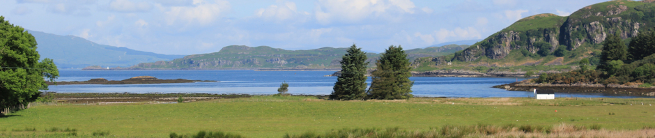 Loch Feochan, Ruth Livingstone