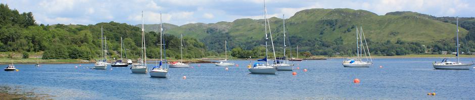 Loch Craignish, Ruth Livingstone