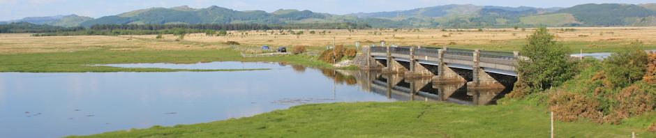 Ruth Livingstone on the Crinan Canal