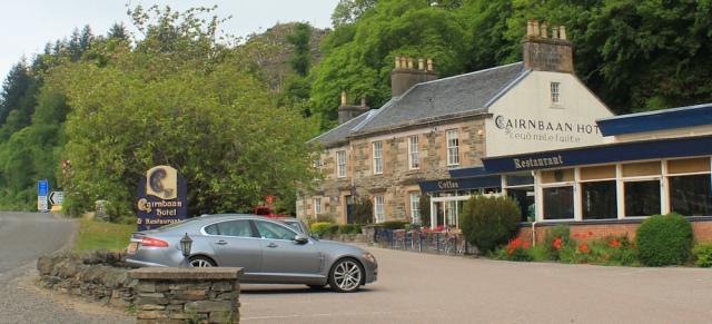 02 Cairnbaan Hotel, Crinan canal, Ruth's coastal walk, Scotland