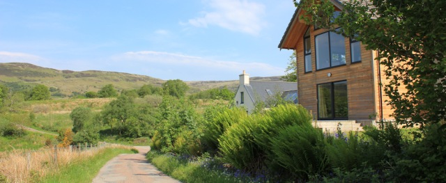 02 holiday homes, Achahoish, Ruth's coastal walk, Argyll, Scotland