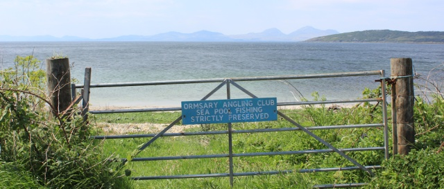 09 fishing reserved, Ormsary, Ruth's coastal walk, Argyll, Scotland