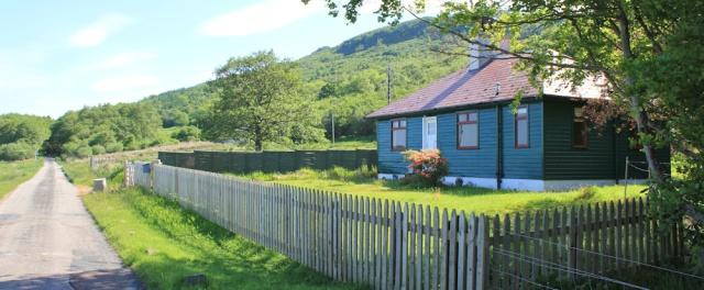 10 little house, Ruth's coastal walk, Knapdale, Scotland
