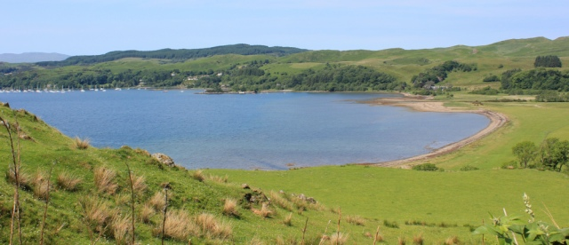 10 Loch Craignish, Ruth's coastal walk, Scotland