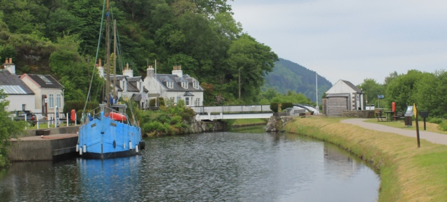 11 Bellanoch bridge, Crinan Canal, Ruth Livingstone