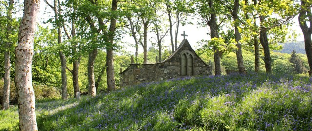 12 Burial ground, Ormsary, Ruth's coastal walk, Argyll, Scotland