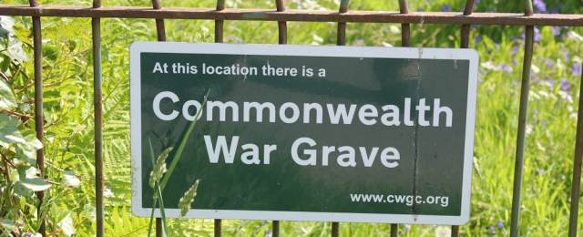 13 Commonwealth War Grave, Ormsary, Ruth's coastal walk, Argyll, Scotland