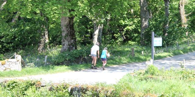 14 walkers, Ormsary, Ruth's coastal walk, Argyll, Scotland