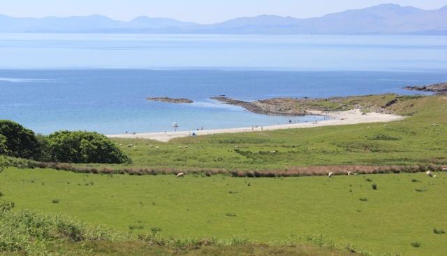 17 Kilmory beach, Ruth's coastal walk, Argyll, Scotland
