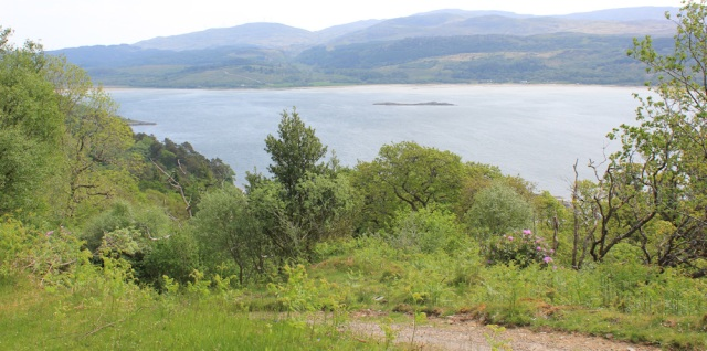 17 view over Loch Caolisport, Ruth's coastal walk, Argyll, Scotland