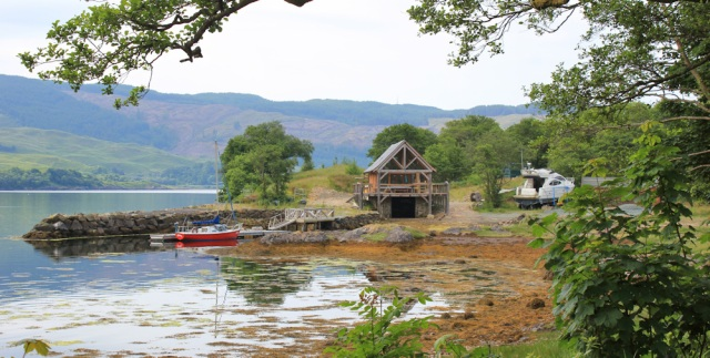 17 views of Loch Melfort, Ruth's coastal walk around Scotland
