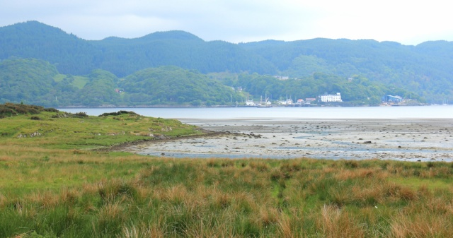 20 Loch Crinan, Ruth's coastal walk, Scotland