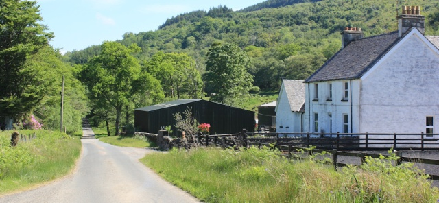 22 riding centre, Ruth's coastal walk, Knapdale, Scotland