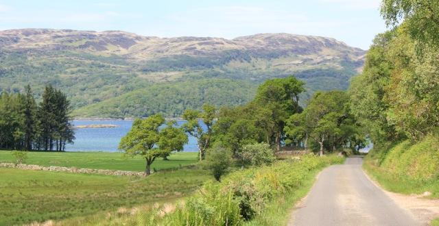 23 Loch Caolisport, Ruth's coastal walk, Argyll, Scotland