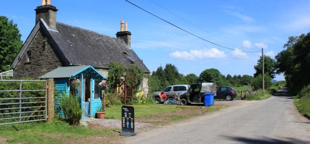 26 Ashfield Cottage, Ruth's coastal walk, Knapdale, Scotland