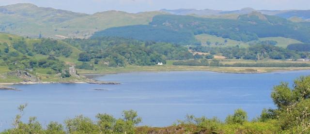 26 Loch Crinan, Ruth's coastal walk, Argyll