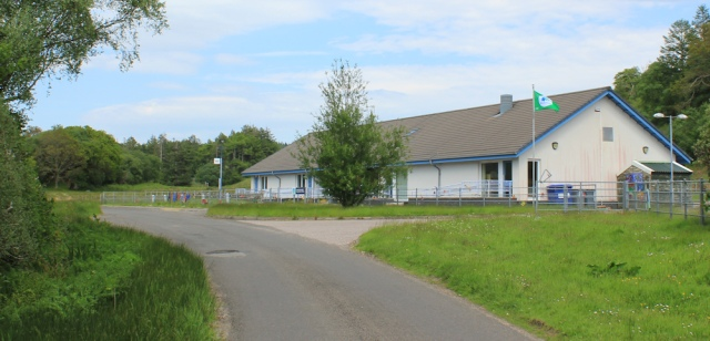 26 primary school, Achahoish,Ruth's coastal walk, Argyll, Scotland