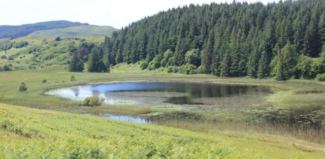 30 Lochan a Bhuilg Bhith, Ruth's coast walk around Scotland
