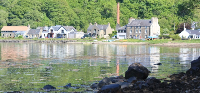 32 Crinan Harbour, Ruth's coastal walk, Argyll
