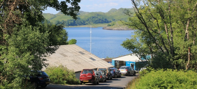 36 Crinan Chandlery, Ruth's coastal walk, Argyll
