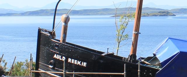 37 Auld Reekie, Crinan, Ruth's coastal walk, Argyll