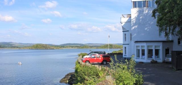 38 Crinan Hotel, Ruth's coastal walk, Argyll