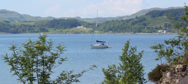 42 Asknish Bay, Ruth's coastal walk, Scotland