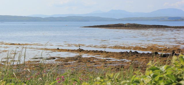 47 sea lochs, Ruth's coastal walk, Scotland