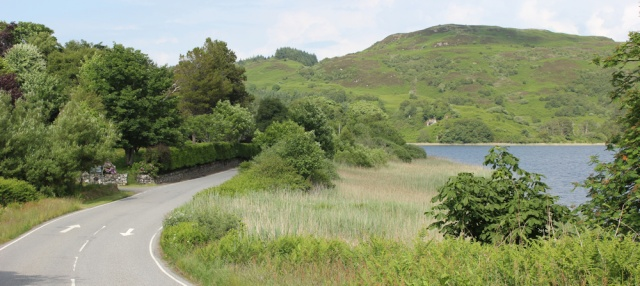 69 Duachy, Loch Seil, Ruth's walk around Scotland's coast