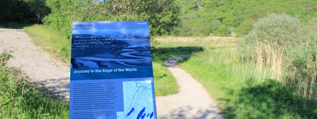 70 journey to the edge of the world, Ruth Livingstone in Argyll