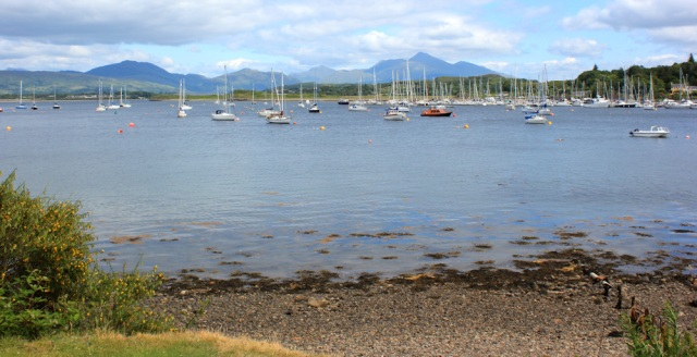 62 Dunstaffnage Bay, Ruth's coastal walk, Scotland