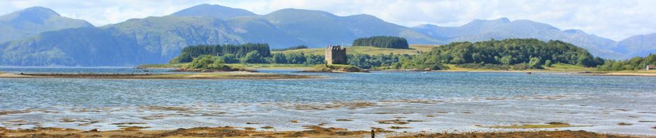 Castle Stalker, Ruth Livingstone