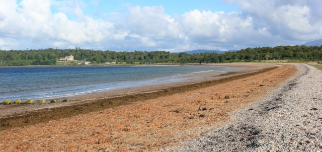 05 Tralee Beach, Benderloch, Ruth's coastal walk in Scotland