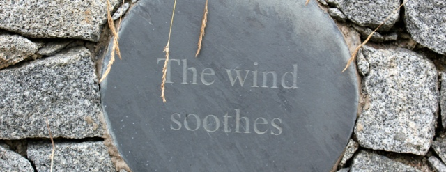 11d the wind soothes, Ruth Livingstone