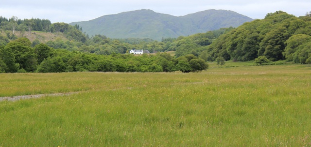 25 empty countryside, Port Appin, Ruth's coastal walk