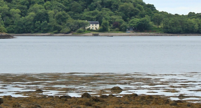 27 slipway across from Shian Bay, Ruth's coastal walk, Appin, Scotland