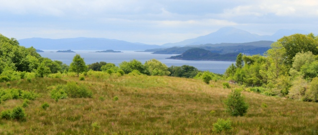 57 islands of the inner hebrides, Ruth's coastal walk