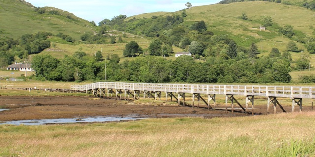 74 Jubilee footbridge, Appin, Ruth Livingstone