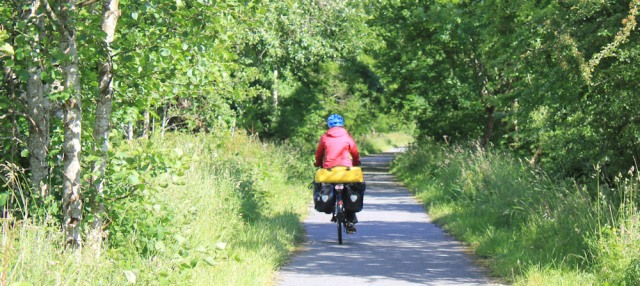 78 cycle way to Appin, Ruth's coastal walk, Scotland