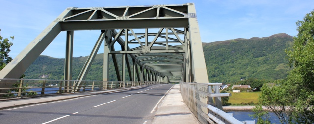 16 Ballachulish Bridge, Ruth's coastal walk around Scotland