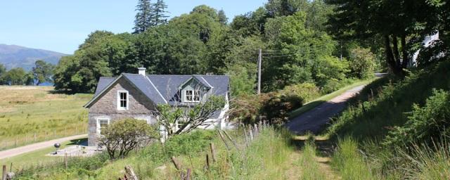 21 Ardsheal Farm, Ruth's coastal walk around Scotland