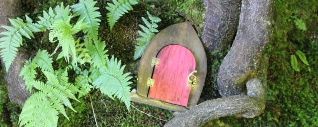 25 fairy door, Ardsheal, Ruth's coastal walk around Scotland