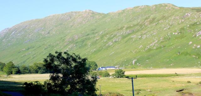 52 Glengalmadale steep valley, Ruth's coastal walk around Scotland