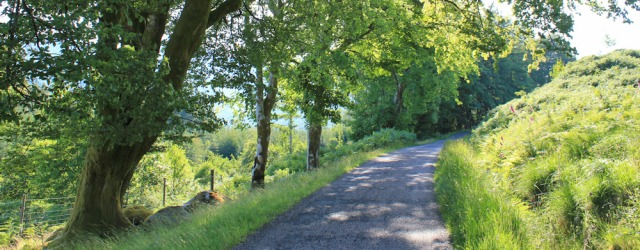 58 B8043 to Kingairloch, Ruth's coastal walk around Scotland