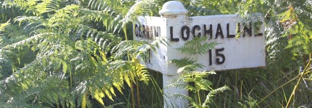 63 Lochaline 16 miles, Ruth's coastal walk around Scotland